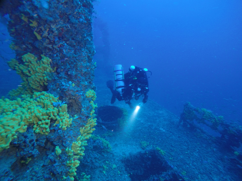 diving salento in provincia di lecce